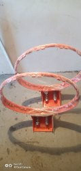 Basketball Dunking Ring