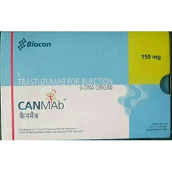 Trastuzumab Canmab 150mg, Packaging Type: Vial, For Breast Cancer
