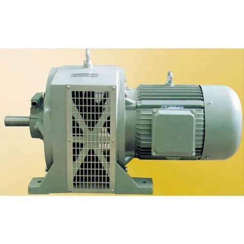 Single Phase 1440 To 2880 RPM Variable Speed Motor, 0.4 kW