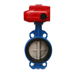 Automatic Pneumatic Butterfly Valve