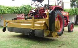 Tractor Mounted Hydraulic Broomer