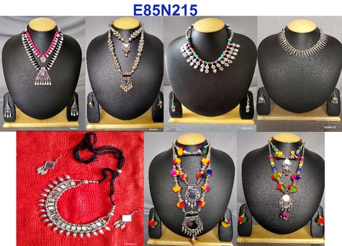 Oxidized Jewellery - Navratri Special Oxidized Jewelry Manufacturer from  Ahmedabad