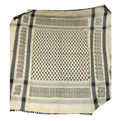 Gujral Fashion Cotton Arafat Scarf, Packaging: Single Packing