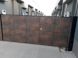Wooden Gate Sheets