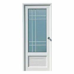Wooden Glass Door, For Home