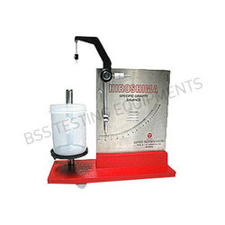 Specific Gravity Testing Machine