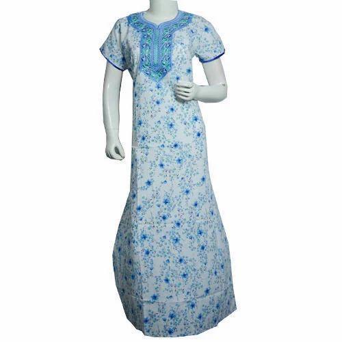 c24a99073b Cotton Designer Ladies Nightwear