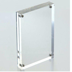 Acrylic - Magnetic Visiting Card Holder
