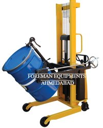 Foreman Semi Battery and Semi Electric Drum Stacker