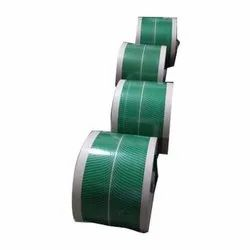 Banana Leaf Green Paper Plate Raw Material, Less than 80, Size: 100m