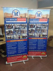 Corporate Promotional Standee