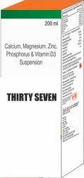 Calcium, Magnesium, Zinc, Phosphorus & Vit.d3 Suspension