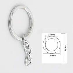 Key Rings Anchor Chain