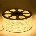 LED Rope Light Warm White/Golden/Yellow