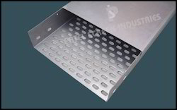 Hot-Dip Galvanized Cable Tray