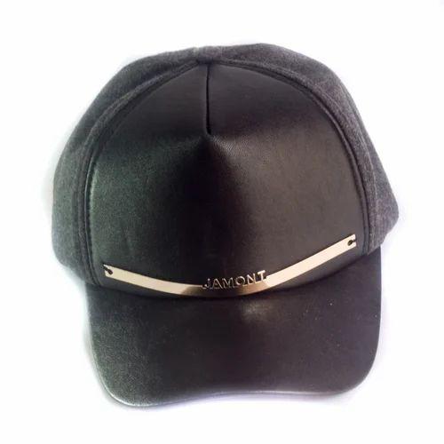 5ef5dd21940 Black Jamont Hip Hop Cap