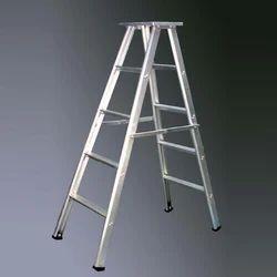 Self Supported Aluminum Platform Ladder