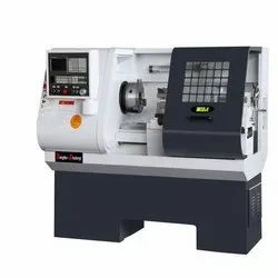 DI-039A Square Hard Guide Way Flat Bed Lathe