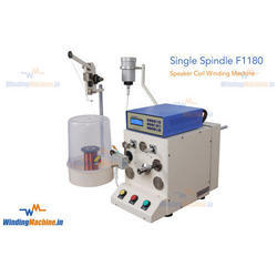 Speaker Coil Winding Machine up to 150mm Coil Dia