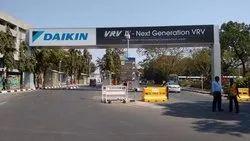 2-3 Week Gantry Advertising Service, in Pune