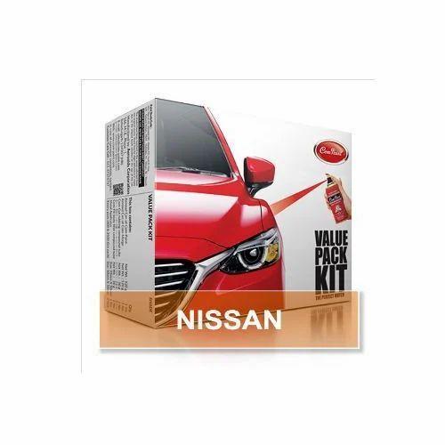 Nissan Car Spray Paint