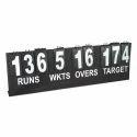 Gama Acrylic Cricket Score Board (manual), Shape: Rectangle