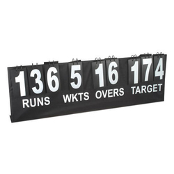 Cricket Score Board (Manual)