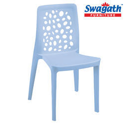 Marble Blue Enjoy Chair