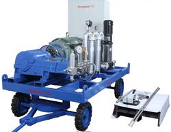 High Pressure Hydro Blasting Machine