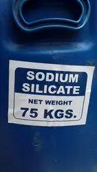 Alkaline Sodium Silicate