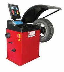 Videographic Wheel Balancer