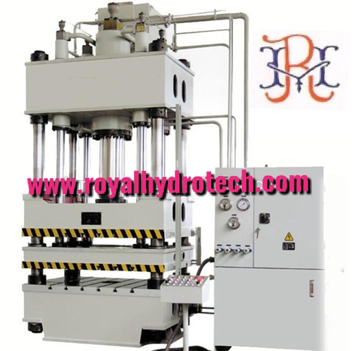 Royal Hydrotech Kitchen Sink Manufacturing Machine Rs 1850000 Piece Id 19250620662