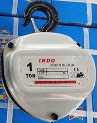 INDO CHAIN PULLEY BLOCk