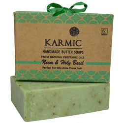 Neem And Holy Basil Soap