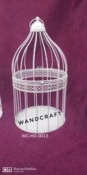 Iron Designer Decorative Cage Wedding Centerpiece