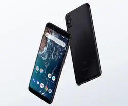 Black Xiaomi Smart Phone Mi A2
