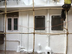 Building External Wall Painting Service, Type of Property Covered: Residential