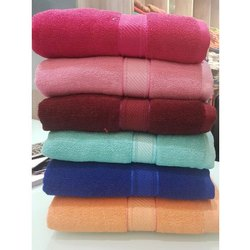 650 Gm Cotton Bath Towel