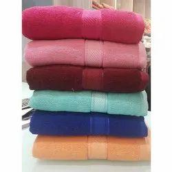650 Gm Cotton Bath Towel, For Bathroom, Size: 36x72 Inch