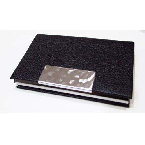 Black Visiting Card Holder (CH-5)