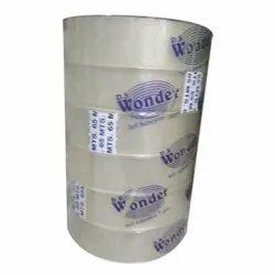 BOPP Wonder Packaging Tape, Packaging Type: Roll