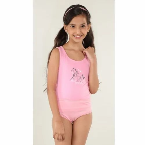 4d3b4caf5dd Pink Omega Girls Combed Cotton Panty, Rs 33 /piece, Basil ...