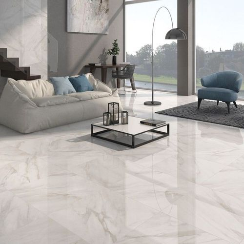 Living Room Floor Tiles 5 10 Mm Rs 420 Box The World