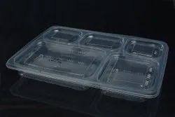 5 Portion Meal Tray