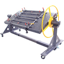 Manual Rotating Weld Table