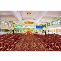 Gurudwara Tent Carpet