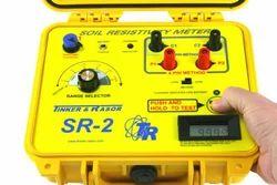 Soil Resistivity Meter