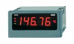 Programmable Temperature Indicator