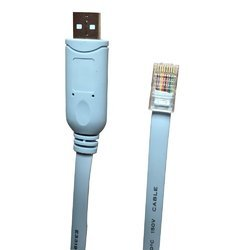 USB Console Cable USB RS 232 to RJ 45 - FTDI - For Cisco Primesol PS-US45
