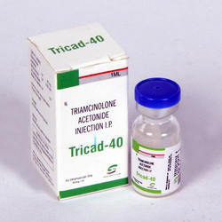 Triamcinolone Acetonide Injection, for Clinical